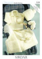3ff73011982c Sirdar Snuggly Baby DK - Knitting Patterns - Page 2